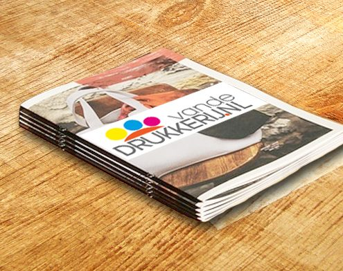 Brochures en magazines