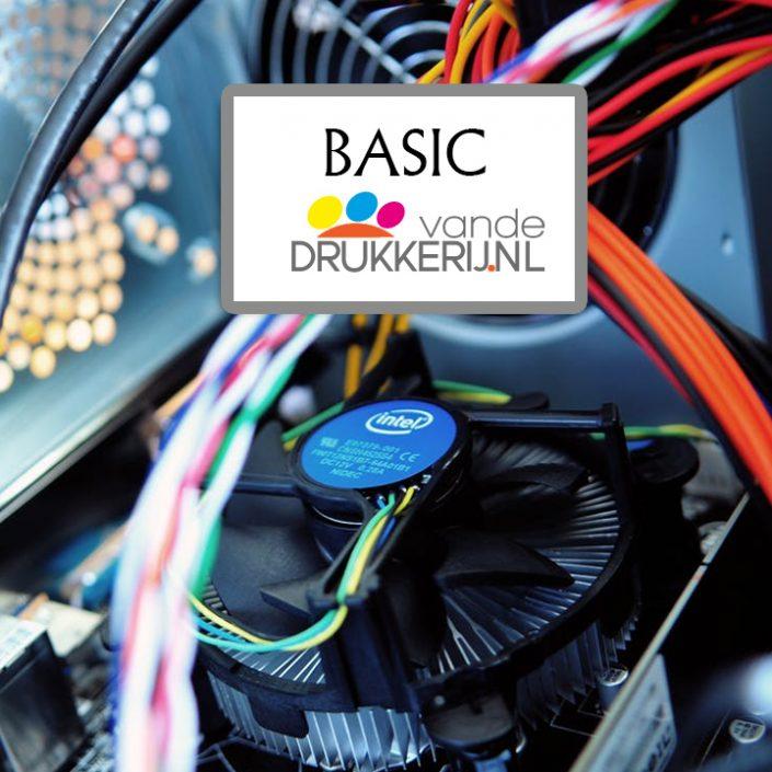 Basic ICT pakket vandedrukkerij.nl
