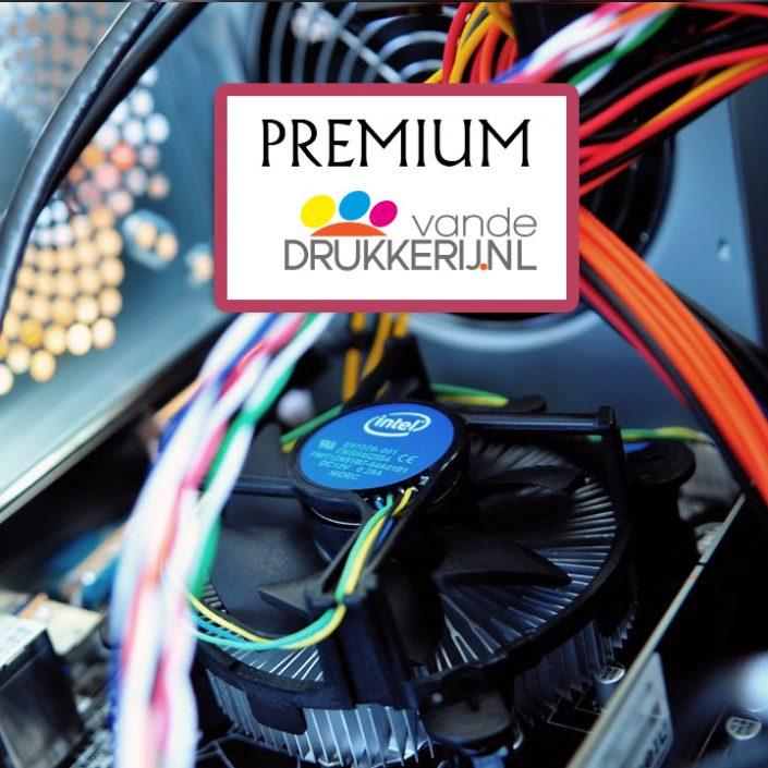 Vandedrukerij Premium ICT pakket